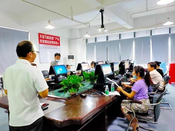 2020年第二期广东合家欢便利店加盟新店主顺利毕业了