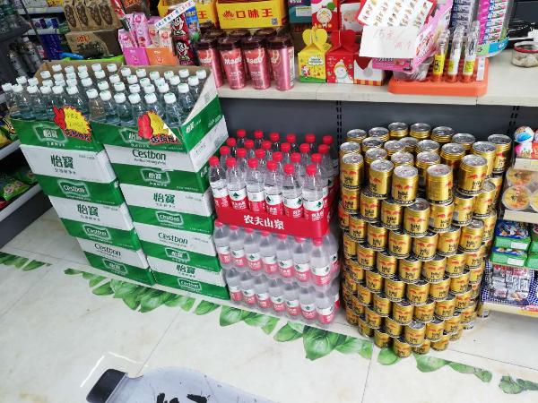 连锁便利店加盟店的商品陈列如何做才能完胜超市?
